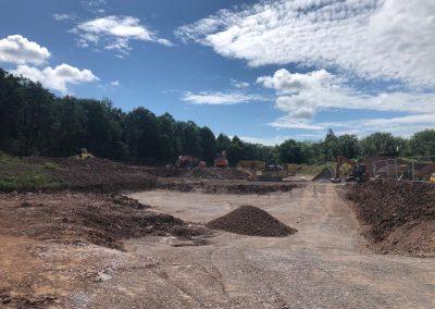 Bristol Bears Training Ground Excavation & Earthworks