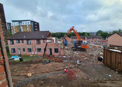 Pennys Group Undertake Enabling Works at The University of the West of England